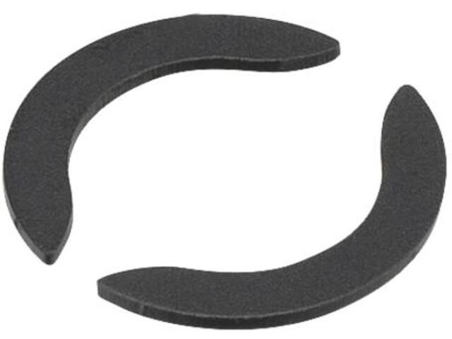 NEWMEN Torque Cap Adapter voor RockShox, black anodised